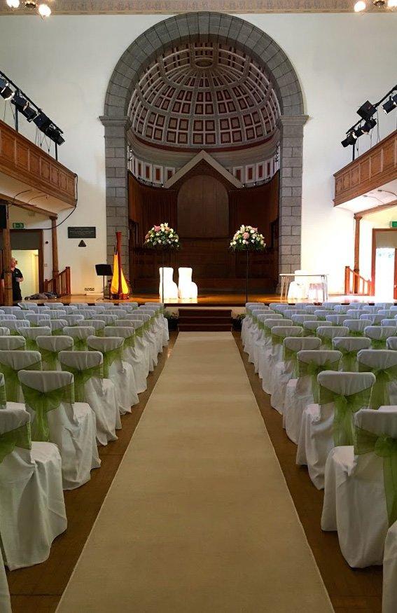 Weddings at St James