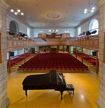 St James Concert Hall