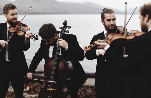 The Maxwell Quartet at St James